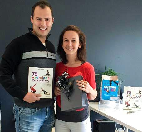 Rencontre avec Emilie Fecteau, auteure du livre « 75 exercices thérapeutiques pour la future et nouvelle maman »
